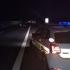 A murit lovit succesiv de trei maşini, pe autostradă