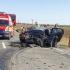 Accident mortal în Constanţa. O maşină s-a ciocnit de un TIR