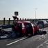 Accident cu 6 maşini pe A2! Ce s-a întâmplat