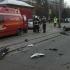 Accidente în lanţ în Capitală. Un mort și patru persoane, rănite