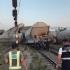 Întârzieri de sute de minute în circulaţia trenurilor din cauza accidentului de la Feteşti