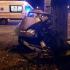ACCIDENT GRAV în stațiunea Mamaia. S-a izbit violent cu mașina de un stâlp