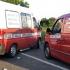 Accident cu cinci răniți, printre care și o fetiță, pe un drum județean