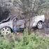 Accident pe A4, la Agigea. Cinci tineri au fost râniți