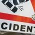 Accident la intersecția străzii Mihai Viteazu cu bulevardul Mamaia