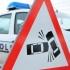 Accident rutier la ieșire din Dumbrăveni!