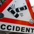 Accident cu două persoane rănite, la Dorobanţu