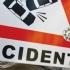 Autobuz implicat într-un accident! Trei persoane rănite!