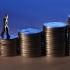 A crescut salariul mediu cu 8,4% în ritm lunar