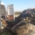 Sancționați de polițiștii locali pentru aruncarea gunoiului pe domeniul public
