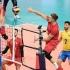 La CE de volei masculin, România a pierdut şi partida cu Grecia
