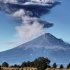A erupt Popocatepetl! Imagini incredibile