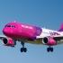 Wizz Air introduce o nouă rută pe relația cu Europa