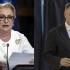 Rezultate oficiale parțiale: Iohannis 36,65%, Dăncilă 23,82%