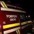 Un autoturism a luat foc în Mamaia