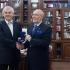 Ambasadorul Republicii Belarus în România, oaspete de onoare la Şaguna