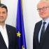 Ambasadorul Republicii Estonia a venit la Primăria Constanța