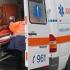 Șase persoane au ajuns la spital în urma intoxicării cu monoxid de carbon de la o sobă