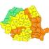 Un nou Cod Portocaliu de ploi și vijelii în Dobrogea