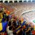 Suporterii echipei naţionale au ales sloganul României la EURO 2016