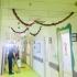 Asociația Dăruiește Aripi decorează secțiile pediatrice din Spitalul Județean Constanța