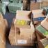 Containere cu mii de articole electronice confiscate de Garda de Coastă