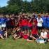 Juniorii de la AS Kinder au început seria meciurilor amicale