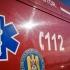 Acident rutier grav! O mașină s-a răsturnat, în județul Constanța!