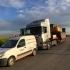 Atenţie, şoferi! Transport agabaritic pe ruta Buzău - Constanţa