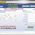 Atenţie! Phishing scam pe Facebook! Nu daţi datele dvs necunoscuţilor!