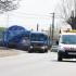 Atenție, șoferi: transport agabaritic pe ruta DN Centura București – Agigea Port