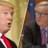 Trump, atenționat de Juncker din cauza poziției anti-UE