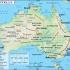 Australia își schimbă din nou coordonatele din cauza mişcării plăcilor tectonice