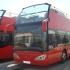 Turiști, poftiți în City Tour! Care este traseul autobuzelor supraetajate