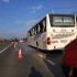 Autocar implicat într-un accident rutier, în județul Constanța!