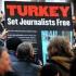 Autoritățile de la Bruxelles, îngrijorate de soarta jurnaliștilor din Turcia
