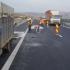Infotrafic: Circulație restricționată la o bandă pe autostrada A2