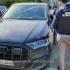 Autoturism de lux căutat în Germania, descoperit de poliţiştii de frontieră constănţeni