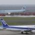 Avion cu peste 300 de pasageri, evacuat după ce unul dintre motoare a luat foc