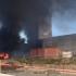 Avion cu cinci persoane la bord, prăbușit peste un centru comercial