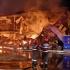 Incendiu devastator la clubul Silence, fost Bamboo, din Mamaia Nord