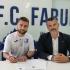 Robert Băjan a revenit la FC Farul