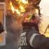 Bărbat cu leziuni şi arsuri grave în urma unui incendiu ce a cuprins două case la Constanţa
