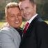 Primii taţi gay din Regatul Unit se despart. Unul dintre ei s-a îndrăgostit de iubitul fiicei