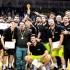 Baschet Club Athletic, pe podium la finalul sezonului în Liga 1