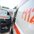 Biciclist în stare gravă, după ce a fost lovit de un autocar la Hârșova