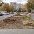 Scuarul median de pe bulevardul Mamaia din Constanța va fi reconfigurat pentru o mai bună gestionare a traficului rutier
