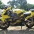 Motocicletă furată, descoperită la frontieră