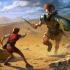 Băsescu visează să fie micul David împotriva Goliatului PSD