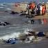 74 de cadavre, descoperite pe o plajă lângă Tripoli. Au vrut să ajungă în Europa...
